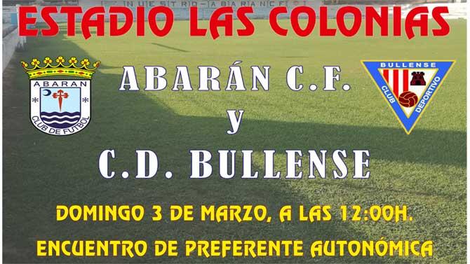 El Abarán CF se impone (3-0) al CD Bullense sin grandes problemas c2a701307df9a